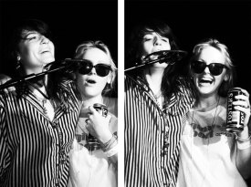 Florence and Laura Marling